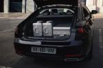 Peugeot, cambiando alimentazione spazio bagagliaio non cambia