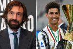 I tifosi della Juventus sono sicuri: Cristiano Ronaldo segnerà anche con Pirlo