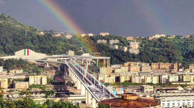 ponte di genova, Sergio Mattarella, Sicilia, Cronaca