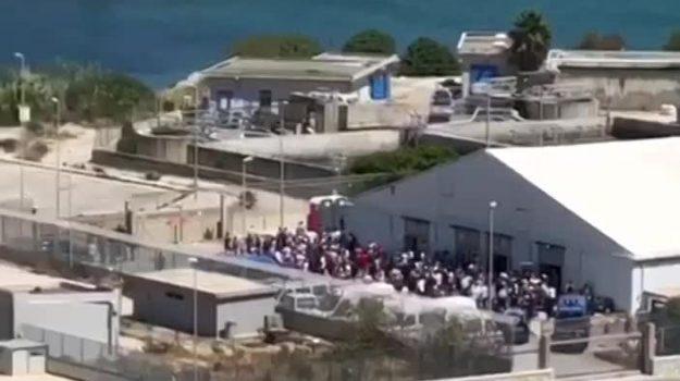 migranti, porto empedocle, Messina, Sicilia, Cronaca
