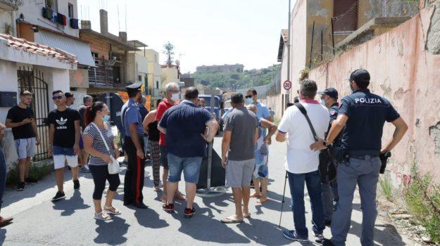 bisconte, hotpsot, migranti, Messina, Sicilia, Cronaca
