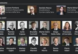 Rcs Academy, un semestre di talk online per capire l'economia - Corriere Tv