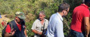 """Resti umani a Caronia, l'ex carabiniere che li ha trovati: """"Sono andato dove altri non avevano cercato"""""""