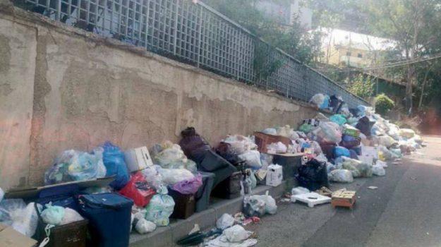 rifiuti, Reggio, Calabria, Cronaca