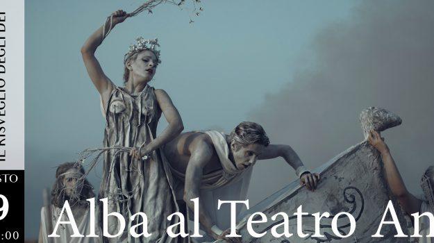 teatro, Messina, Sicilia, Cultura