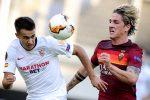 Europa League, la Roma non festeggia il cambio di proprietà: il Siviglia vince e la elimina