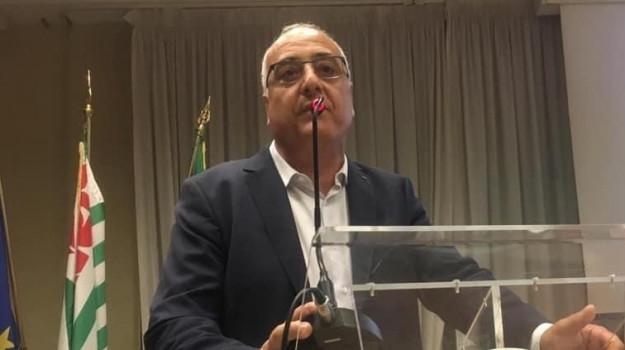 cisl calabria, Luigi Sbarra, Tonino Russo, Calabria, Politica