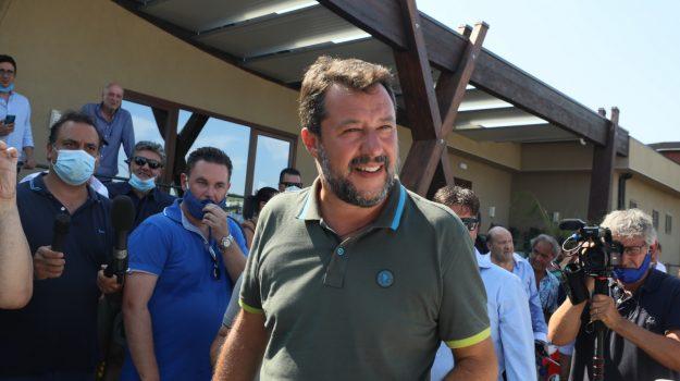 calabria, elezioni regionali, lega, Matteo Salvini, Calabria, Politica