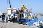 Sbarco di migranti a Crotone, arrestati tre presunti scafisti turchi