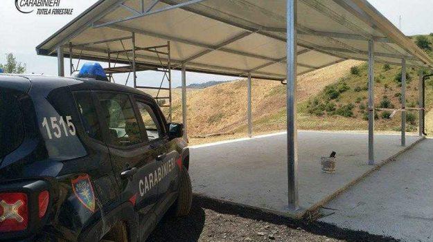abusivismo edilizio, costruzioni, sequestro, Cosenza, Calabria, Cronaca