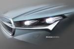 Skoda Enyaq iV, nuovo approccio alla tecnologia d'illuminazione