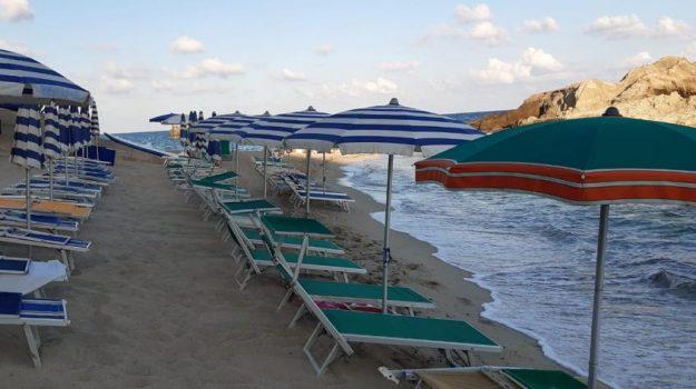 mare, ricadi, spiaggia, Catanzaro, Calabria, Cronaca