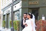 Beirut, un'altra coppia di sposi travolta dall'esplosione: il video virale