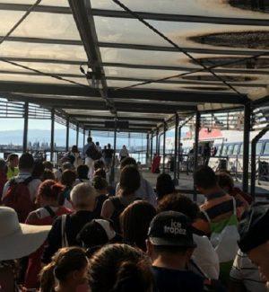 Il Coronavirus non ferma le vacanze, Milazzo e Isole Eolie invase dai turisti