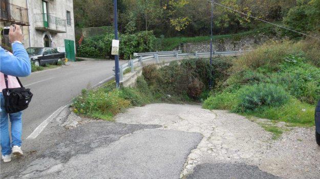 dissesto idrogeologico, tortorici, Messina, Sicilia, Cronaca