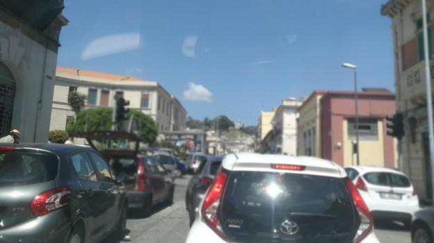traffico, Messina, Sicilia, Cronaca