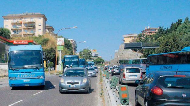 trasporto, Calabria, Economia
