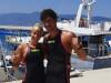 Nuoto, Andrea Manzi vince la 56esima Traversata dello Stretto