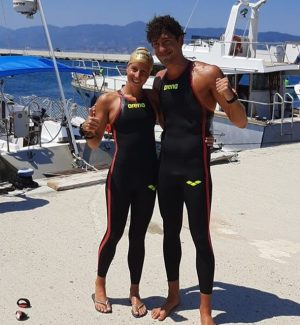 Ginevra Taddeucci e Andrea Manzi