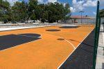 """Campo di basket """"sfregiato"""" a Messina, giovedì l'inaugurazione"""