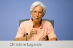 Lagarde, ripresa irregolare, circondata da incertezza