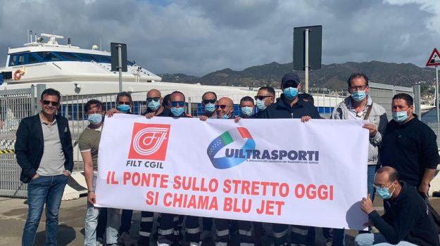 blu jet, Messina, Sicilia, Economia