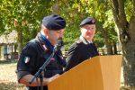 """Vibo, il Tenente Colonnello Sighinolfi al vertice del 14° battaglione dei carabinieri """"Calabria"""""""