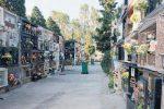 Degrado e scarsa illuminazione, il cimitero di Catanzaro Lido attende interventi