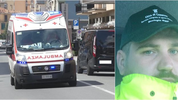 incidente mortale, Cosenza, Calabria, Cronaca
