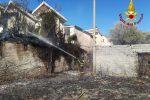 Incendi in Calabria, la Fai Cisl lancia l'allarme