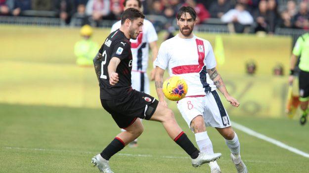 calcio, crotone calcio, Luca Cigarini, Catanzaro, Calabria, Sport