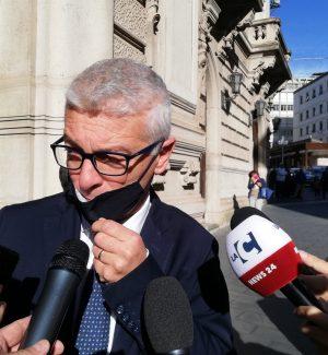 Nicola Morra, presidente della Commissione