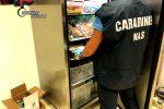 Reggio, prosciutti e salami in cattivo stato: denunciata una ristoratrice