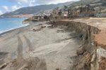 Erosione costiera, al via il ripristino delle barriere nel tratto Piraino-Capo d'Orlando