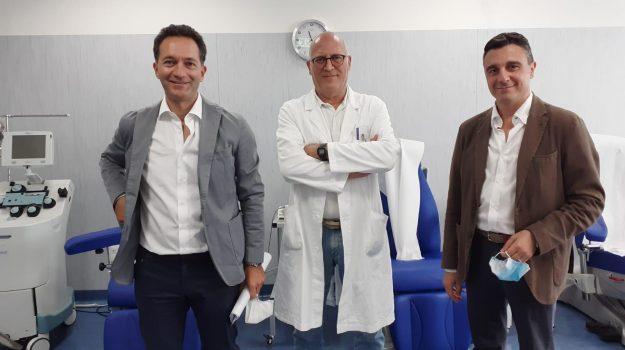 centro trasfusionale, lamezia, Francesco Pitaro, Catanzaro, Calabria, Politica