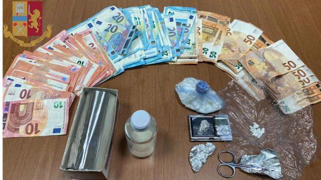 cocaina, droga, Messina, Sicilia, Cronaca
