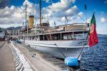 Tappa a Messina per lo storico superyacht SS Delphine