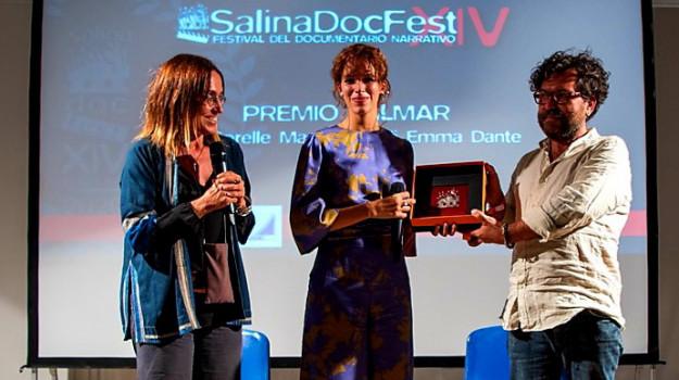 Taviani, De Luca, Intorre al SalinaDocFest