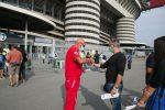 Stadi aperti da domani in Serie A con mille persone sugli spalti, si lavora per quelli di B e C