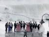 Mareggiata sugli sposi a Scilla, la foto diventa virale