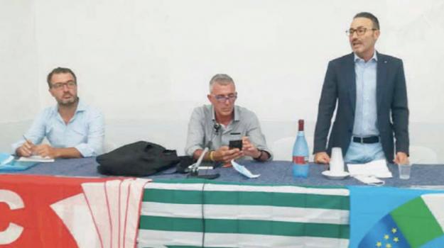 scuola, Calabria, Politica