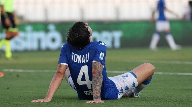 nazionale, Sandro Tonali, Sicilia, Sport