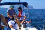 """""""Gioco la mia parte"""", dalle Eolie a Messina giovani in barca a vela con l'Unione Ciechi"""