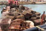 Piazzale della Capannina a Vibo Marina, riprendono i lavori sul lungomare