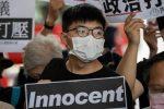 Hong Kong, arrestato l'attivista Joshua Wong: guidò le proteste contro Pechino