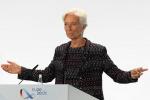 Banche: Lagarde, non c'è aumento massiccio di sofferenze