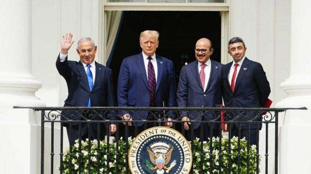 medioriente, Benyamin Netanyahu, Donald Trump, Sicilia, Mondo