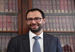 Alitalia, Patuanelli: «Newco? Si chiude in settimana» Le dichiarazioni del ministro dello Sviluppo economico a margine di una conferenza stampa al Senato - Ansa