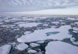 Il ghiaccio marino artico è sceso sotto i 4 milioni di chilometri quadrati per la seconda volta da quando sono iniziate le registrazioni satellitari nel 1979. A riferirlo il National Snow and Ice Data Center (Nsidc) degli Stati Uniti. Il ghiaccio ha raggiunto la sua superficie minima annuale di 3,74...
