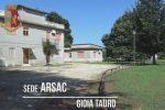 Assenteismo a Gioia Tauro, misure cautelari per 15 dipendenti regionali dell'Arsac